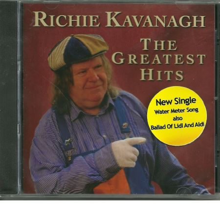 richie kavanagh cd the greatest hits. Black Bedroom Furniture Sets. Home Design Ideas
