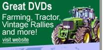 Farm mahinery DVDs